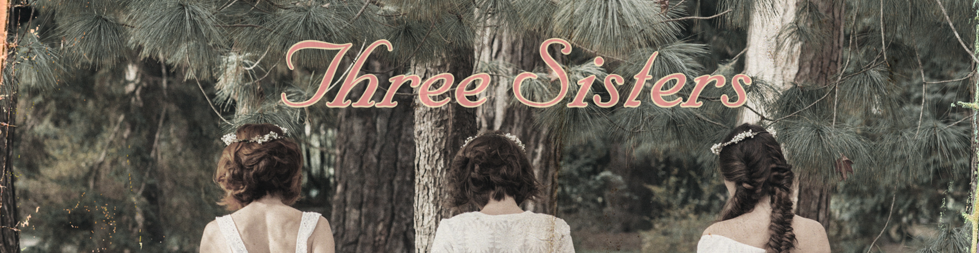 Three Sisters Banner
