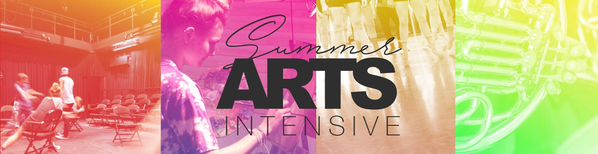 Summer Arts Intensives