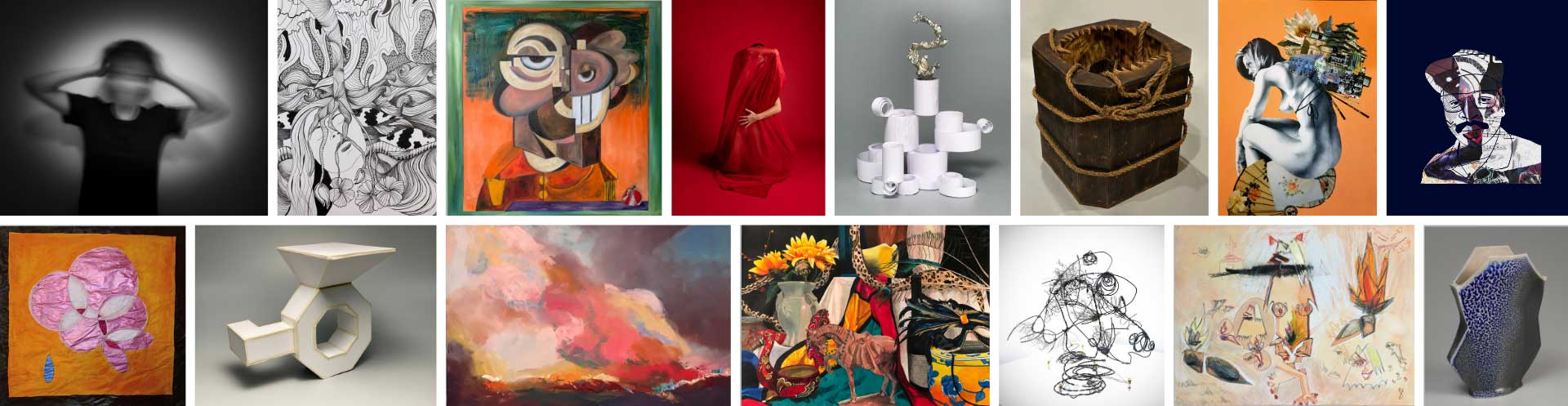 New Visions 2021: Student art exhibition