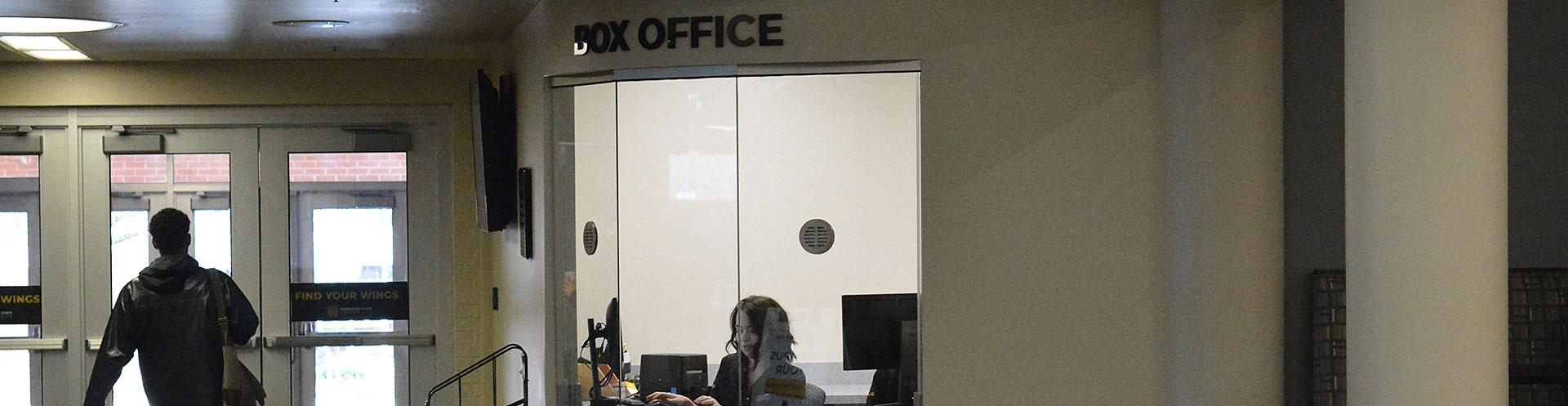 New Box Office Ushers in Spring Semester Performances