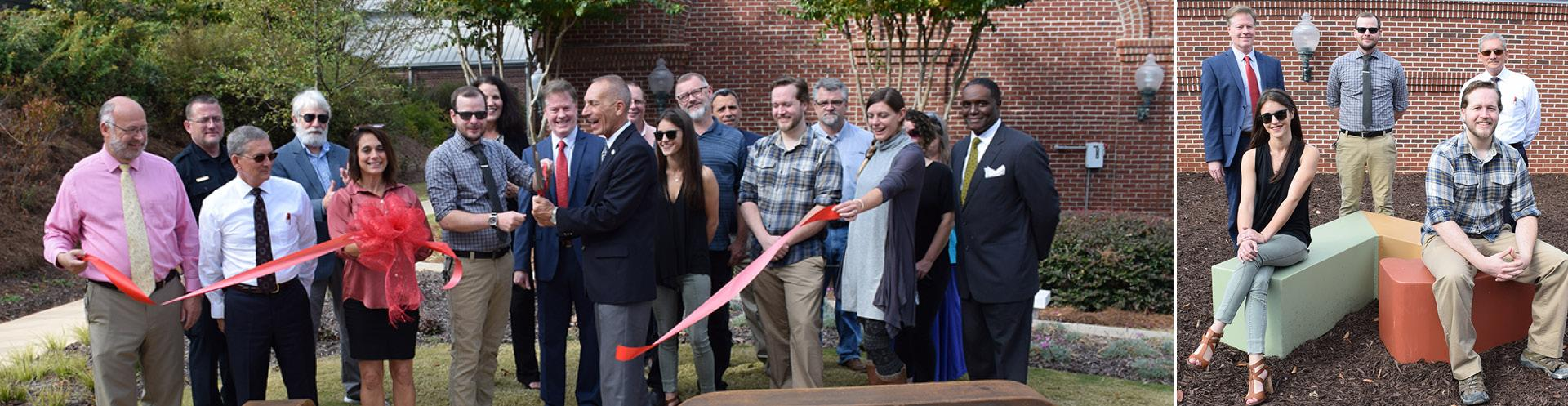KSU School of Art and Design and City of Kennesaw Collaborate on Public Art Project