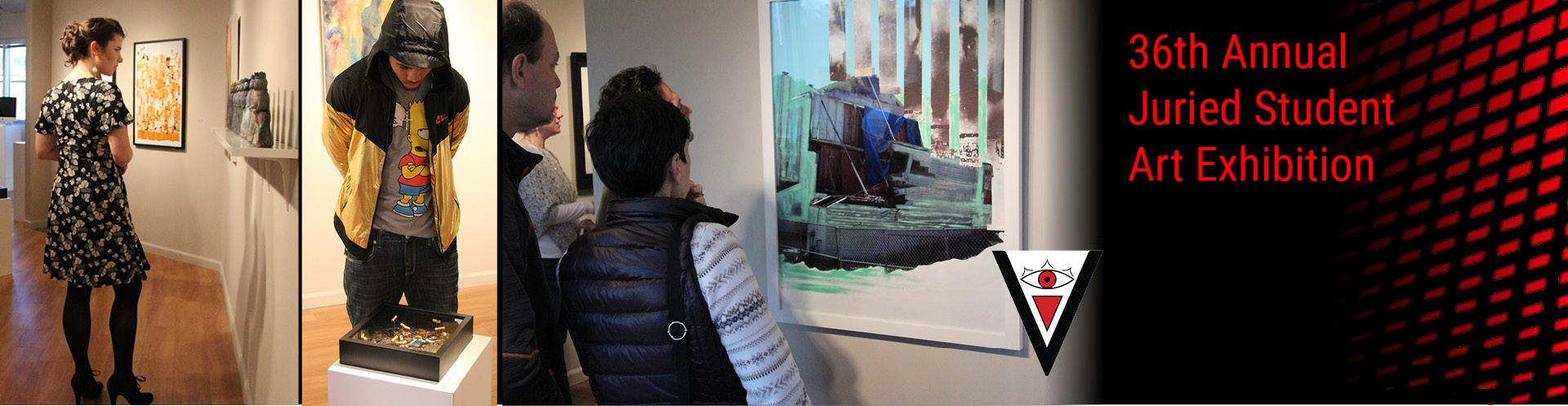 Visions now through February 21