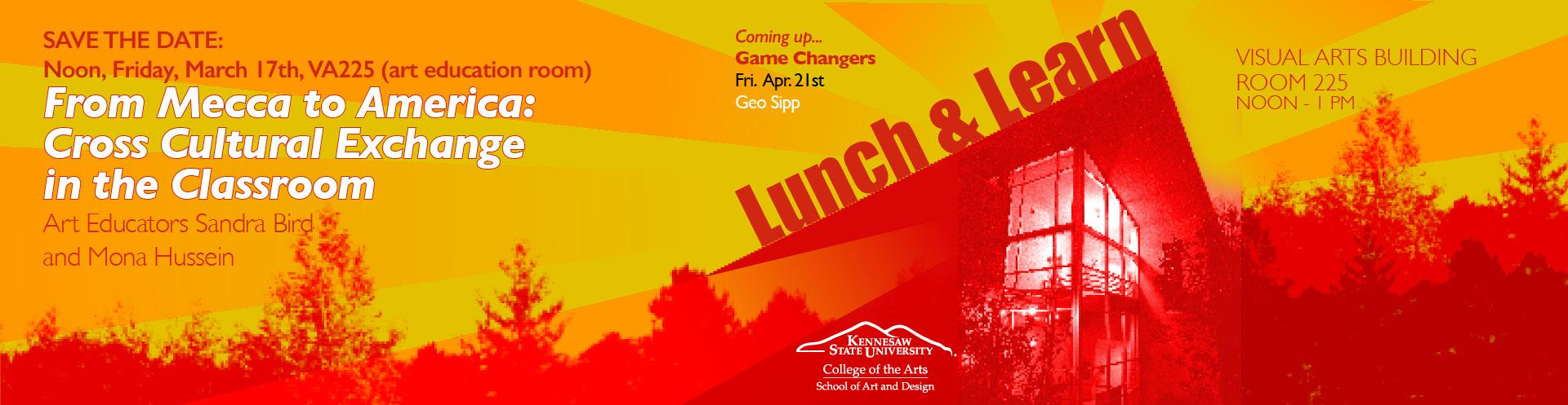 Lunch & Learn March 17, 12 - 1 p.m.