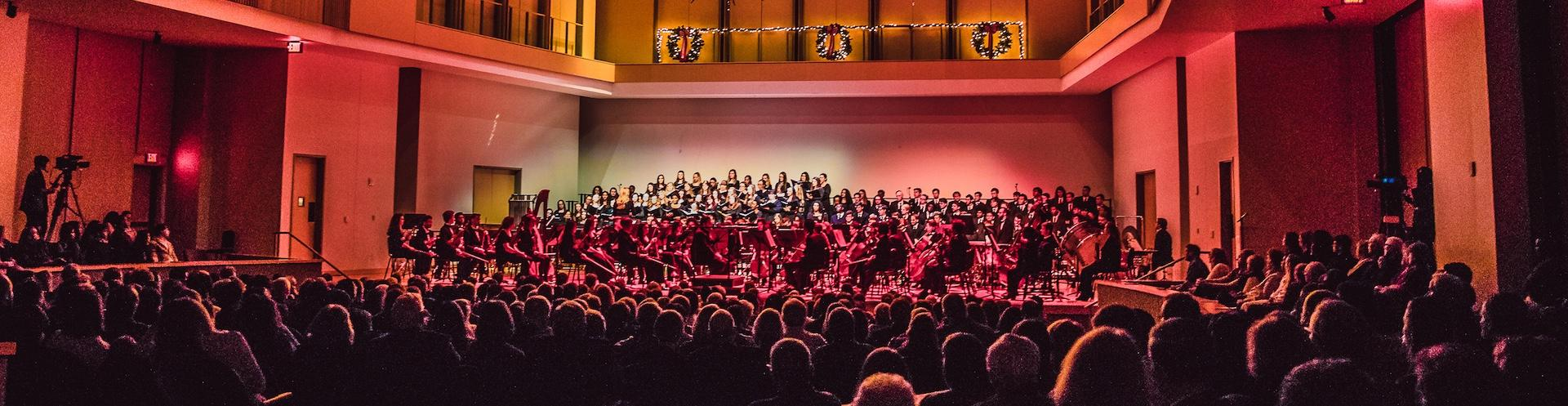 November 30: School of Music Holiday Concert