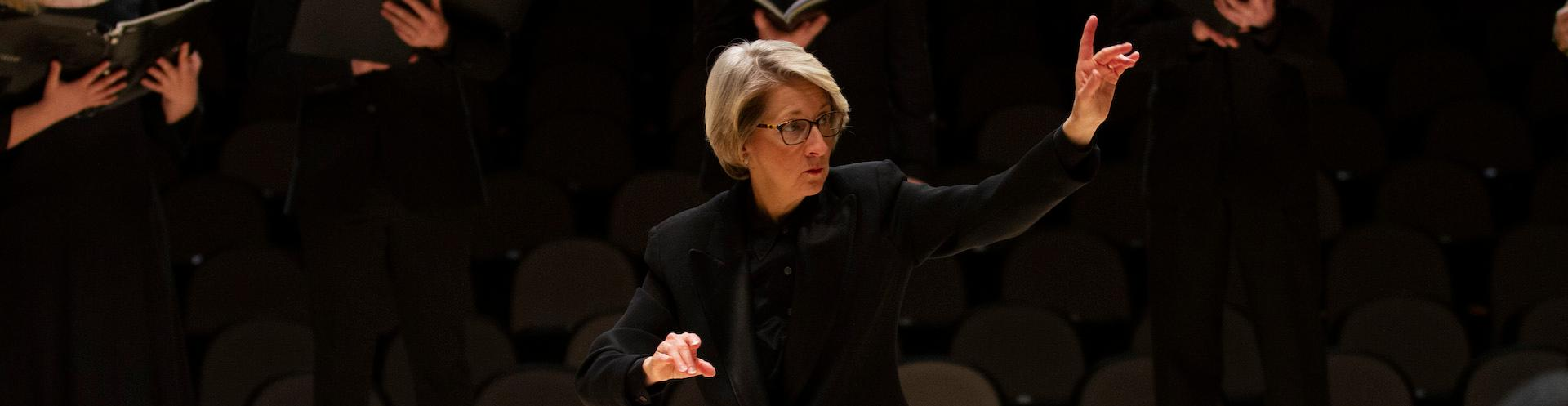 Leslie Blackwell Appointed Interim Director, Music