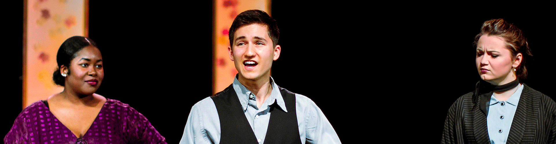 Music major Bryson Brozovsky embraces life with gusto
