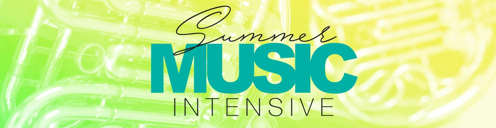 Summer Music Intensive 2018