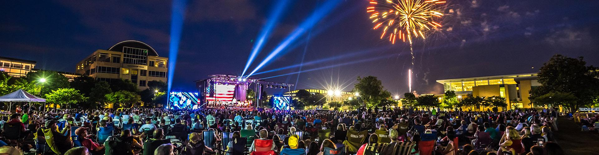 Star-Spangled Spectacular - Saturday, July 1
