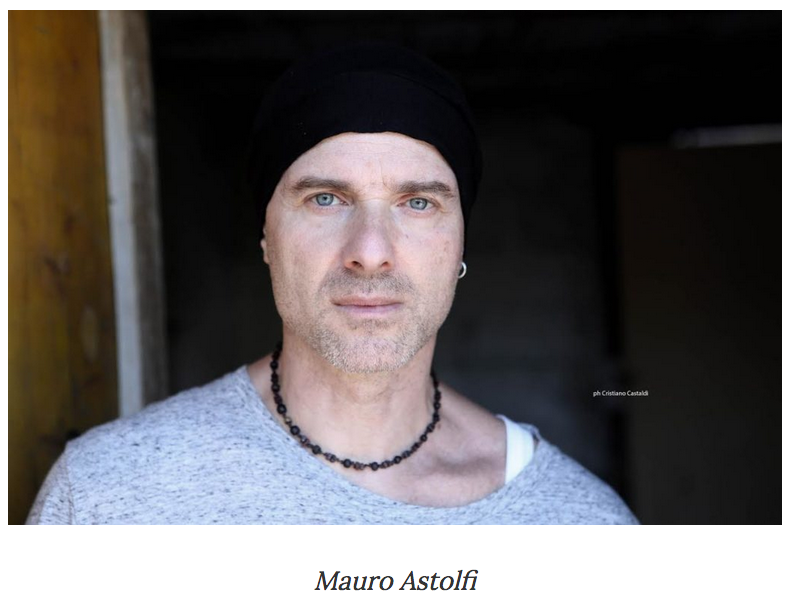Mauro Astolfi - Astolfi founded Spellbound Contemporary Ballet