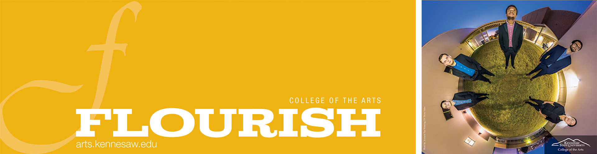 KSU College of the Arts Flourish Magazine