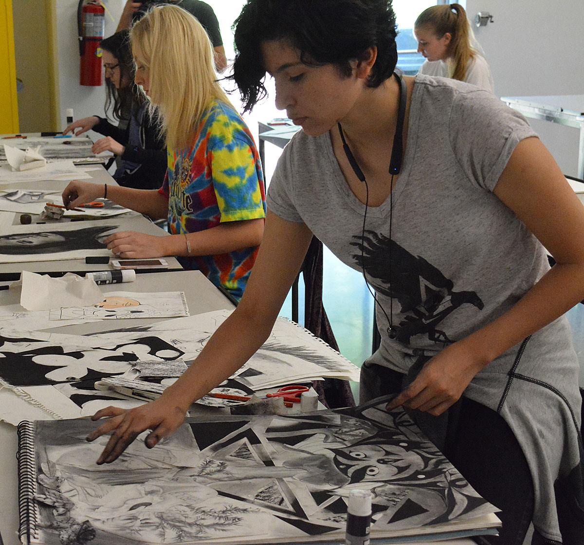 visual arts summer program