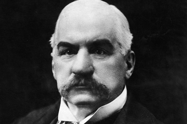 J.P. (John Pierpont) Morgan