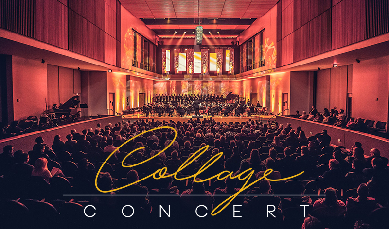 2017 Collage Concert - Saturday, February 4 - 3 p.m. and 8 p.m.