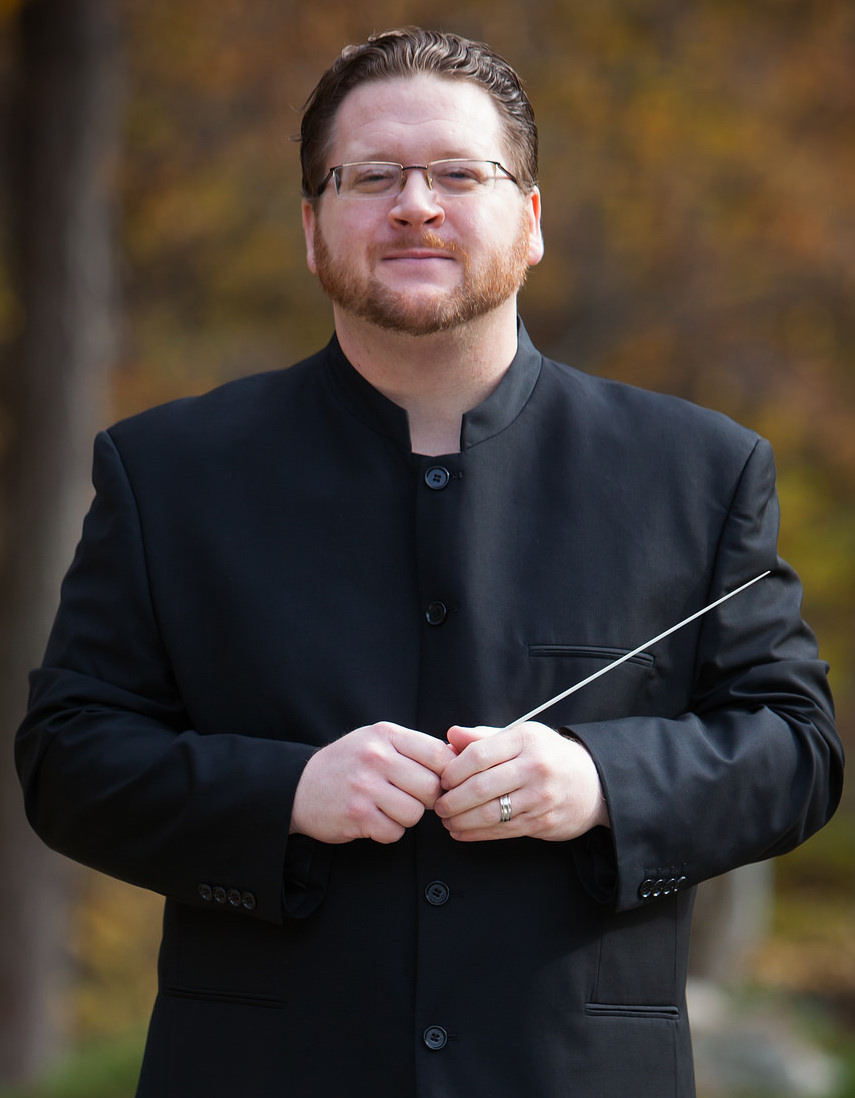 Dr. Nathaniel Parker, conductor