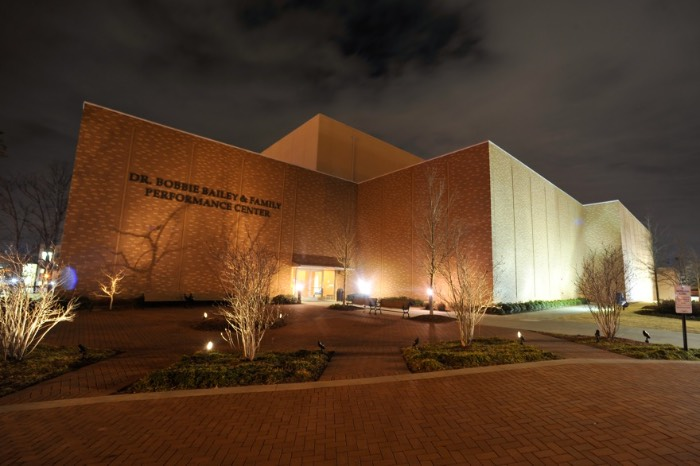 BPC Exterior night