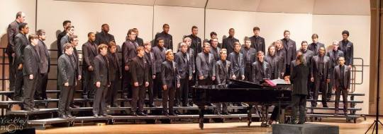 KSU Music Men's Ensemble Performs at American Choral Directors Association Southern Division Conference