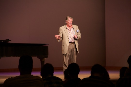 KSU Music Opera star Sherrill Milnes Visits Kennesaw State for Lecture and Masterclass-2