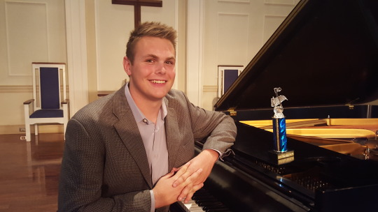 KSU Music Foster Simmons Win Atlanta Steinway Society Scholarships