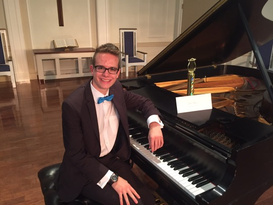 KSU Music Students Win Atlanta Steinway Society Scholarships