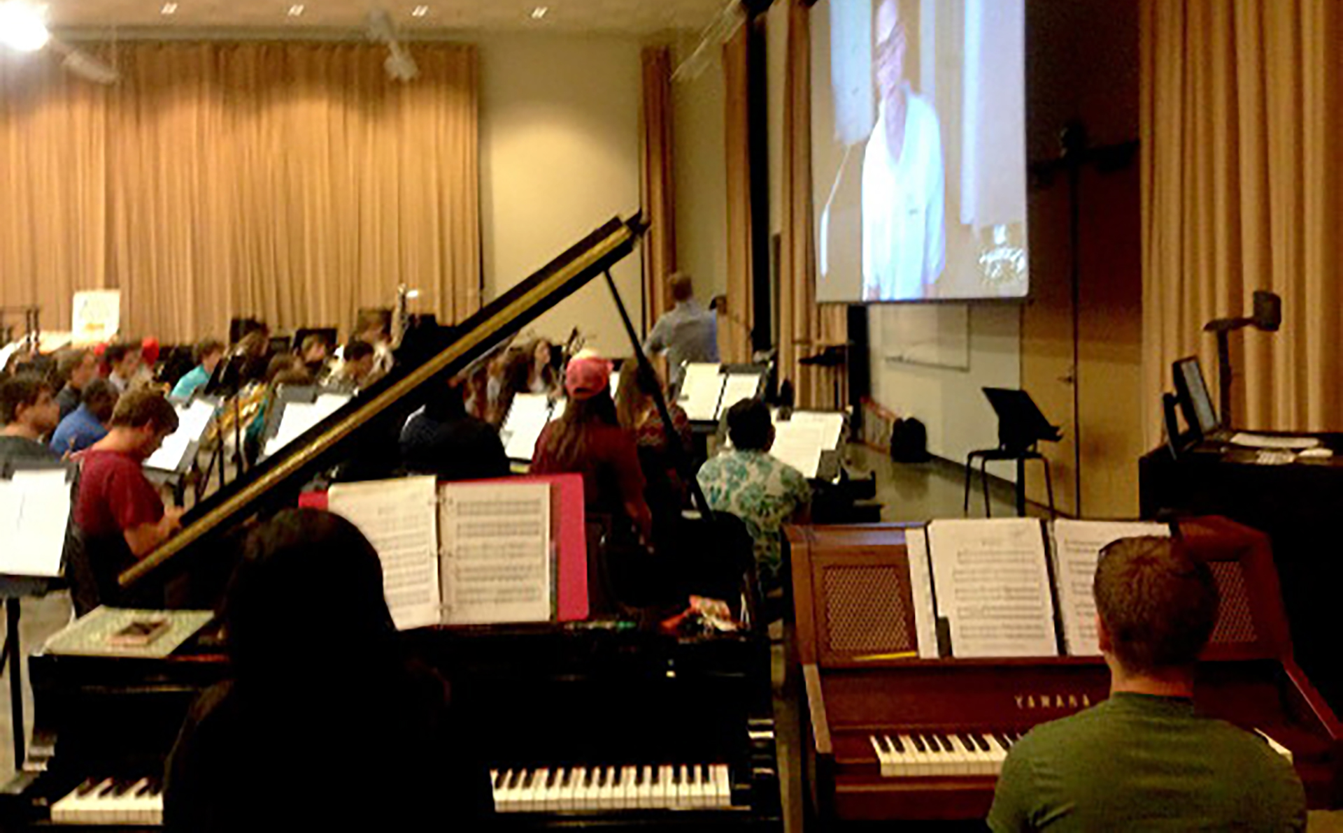 KSU Music Wind Ensemble Collaborates with Composers
