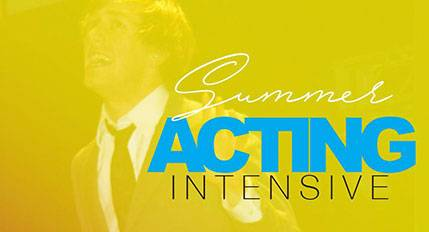 Summer Acting Intensive