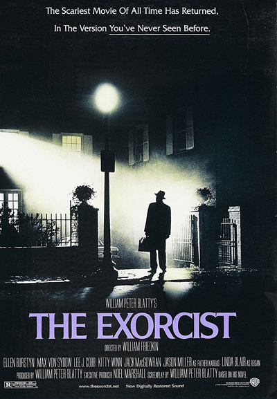The Exorcist Movie Poster Small