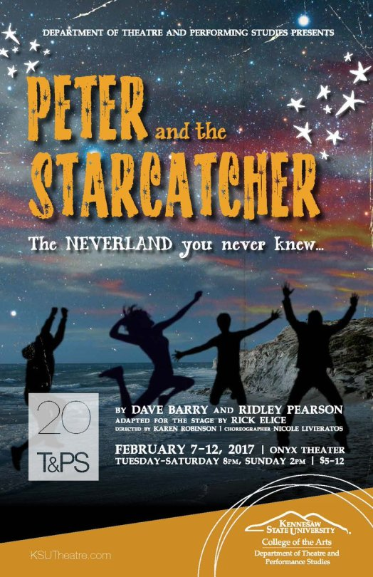 BWW Feature: PETER AND THE STARCATCHER
