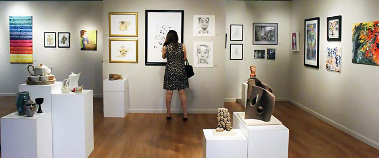 Kennesaw State's 1st Biennial National Arts Program Exhibition