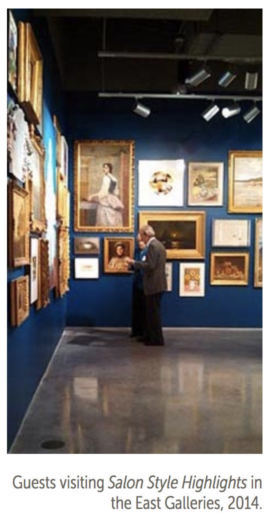 Galleries - Zuckerman Museum of Art Photo